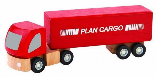 Lastwagen rot