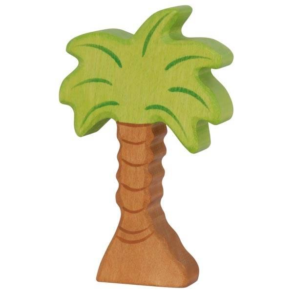Palme klein Holzfigur