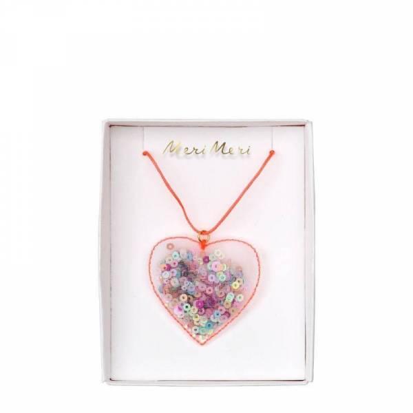 Halskette Herz - Heart Shaker Necklace