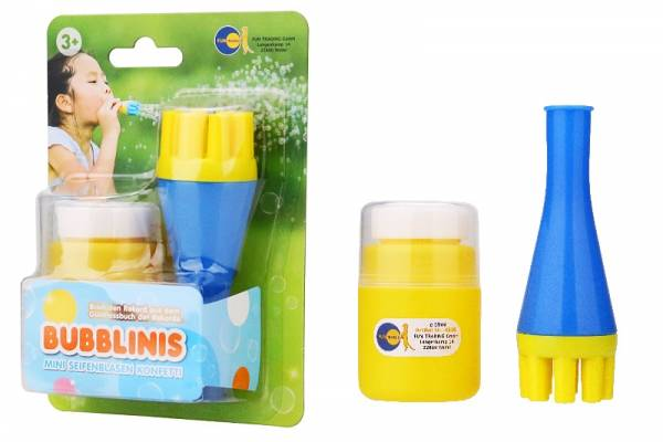 Bubblinis Mini Seifenblasen