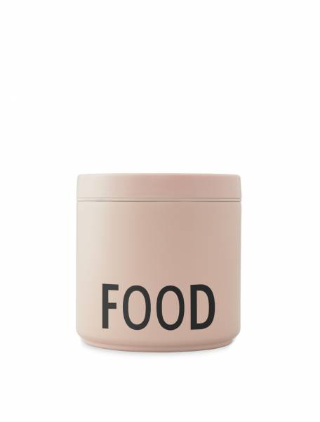 Thermo-Lunchbox groß 530ml nude