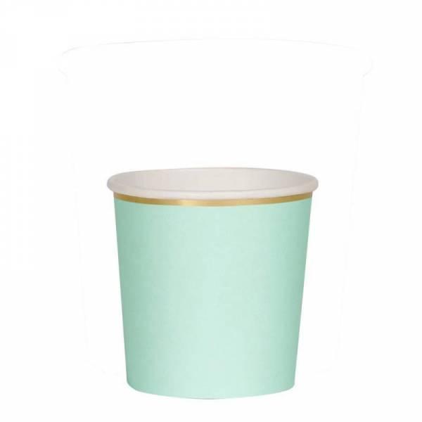 Pappbecher - Mint Tumbler Cups