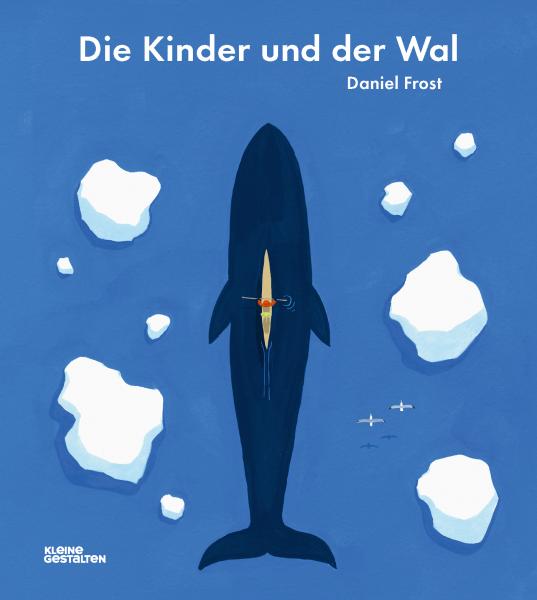 Kinderbuch Die Kinder und der Wal