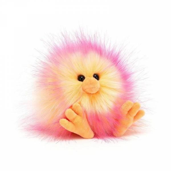Stofftier Crazy Chick Sorbet - H11cm