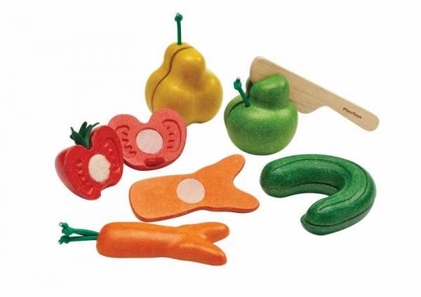 Krummes Früchte & Gemüse