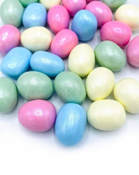 Shiny Easter Eggs Marzipan-Eier