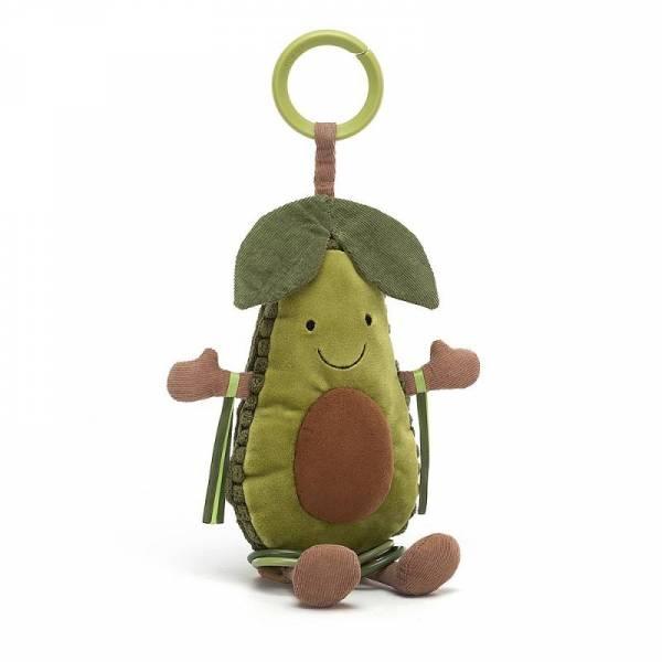 Stofftier Amuseable Avocado Activity Spielzeug