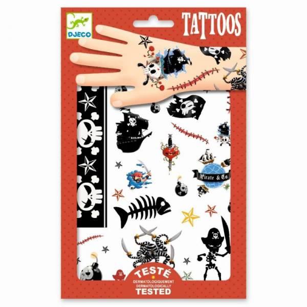 Tattoos: Piraten