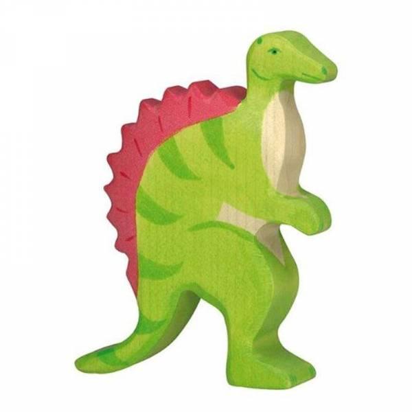 Spinosaurus Holzfigur