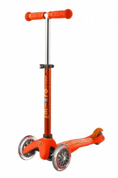 mini micro deluxe orange Roller Scooter