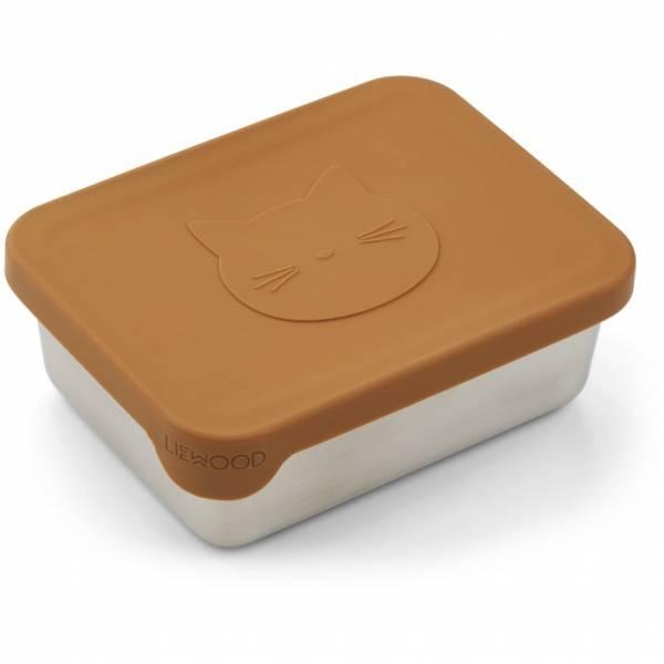 Snackbox Ako Cat mustard