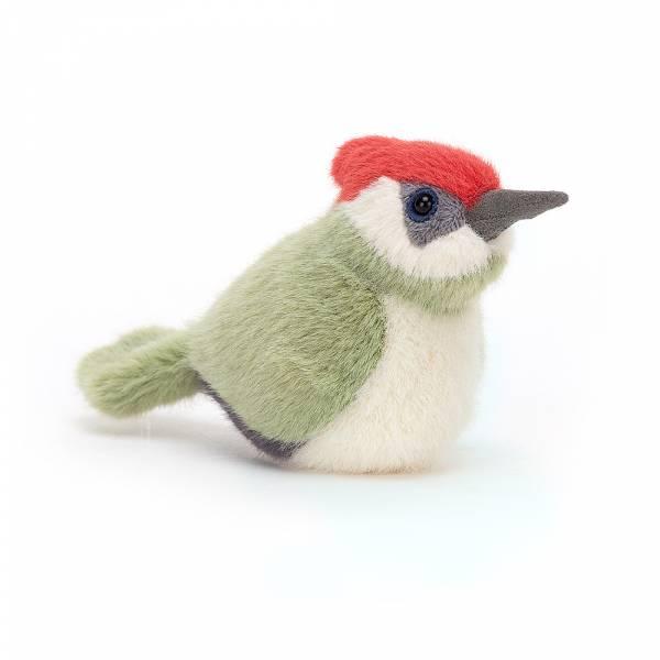 Stofftier Specht Birdling Woodpecker