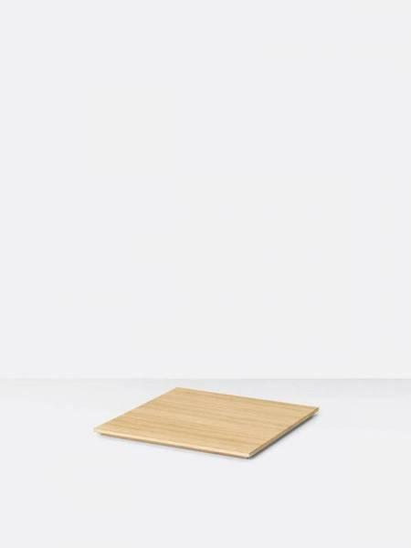 Tablett für Plant Box - geölte Eiche