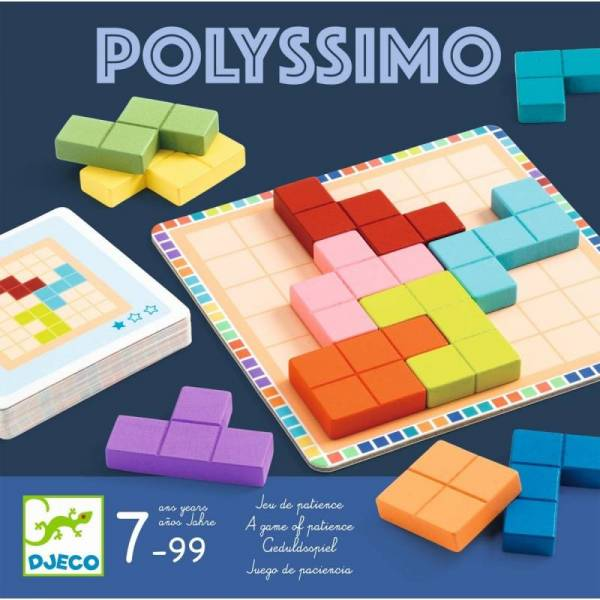 Knobelspiel Polyssimo