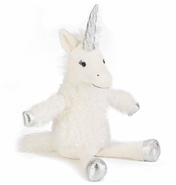 Stofftier Einhorn Divine Unicorn Medium - weiß