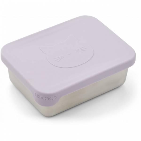 Snackbox Ako Cat light lavender
