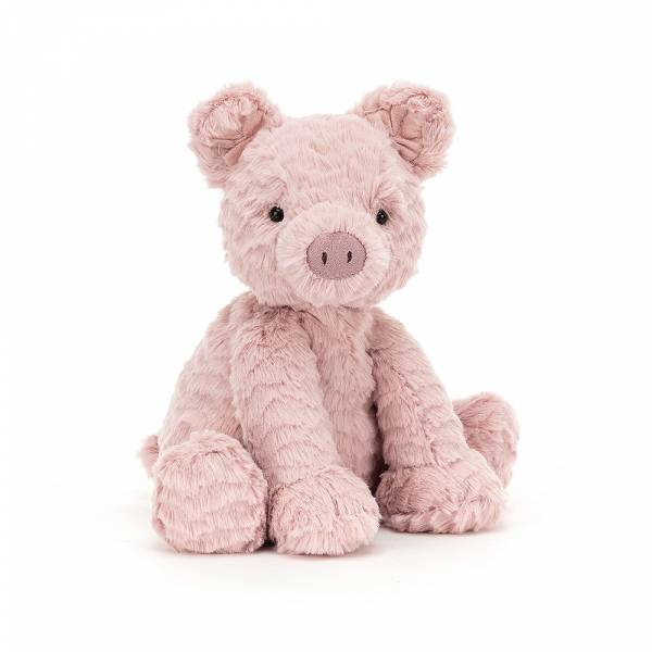 Stofftier Fuddlewuddle Pig