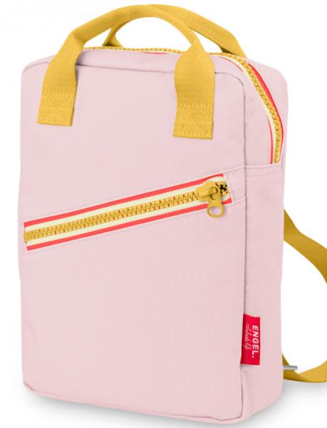 "Rucksack large ""Zipper new pink"""