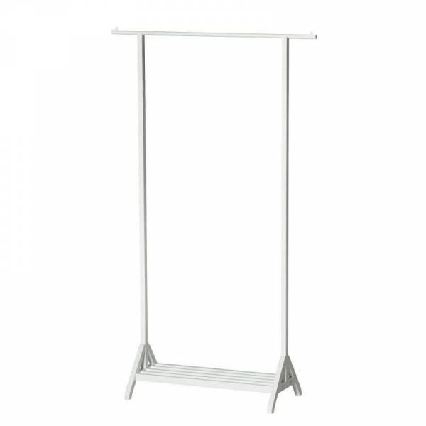 Seaside Kleiderständer 154 cm, weiß