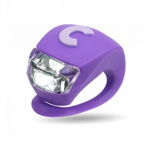 micro LED Licht DELUXE - lila