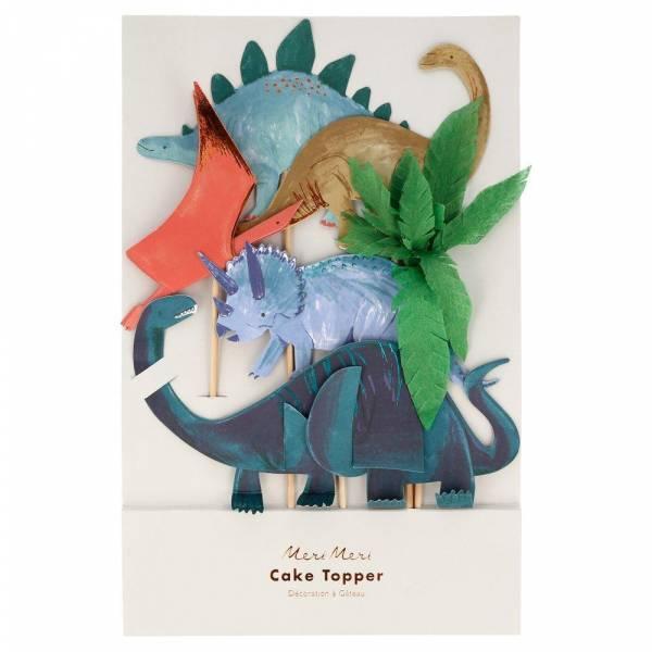 Dino Kingdom Cake Topper