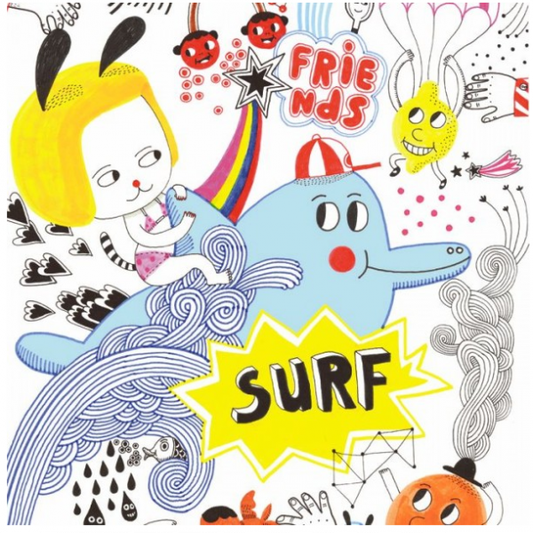 Poster: Surf's party