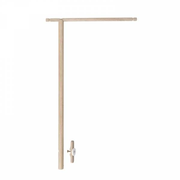 Wood Himmelstange für Betthimmel & Mobile, Eiche - neu
