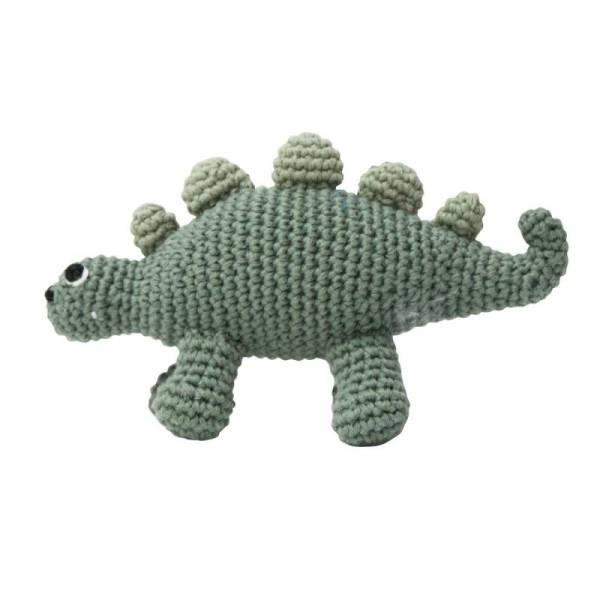 Häkel-Rassel - Dino