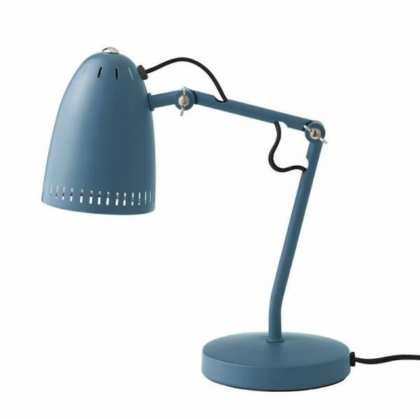 Schreibtischlampe Dynamo 345 - Smoke Blue, matt