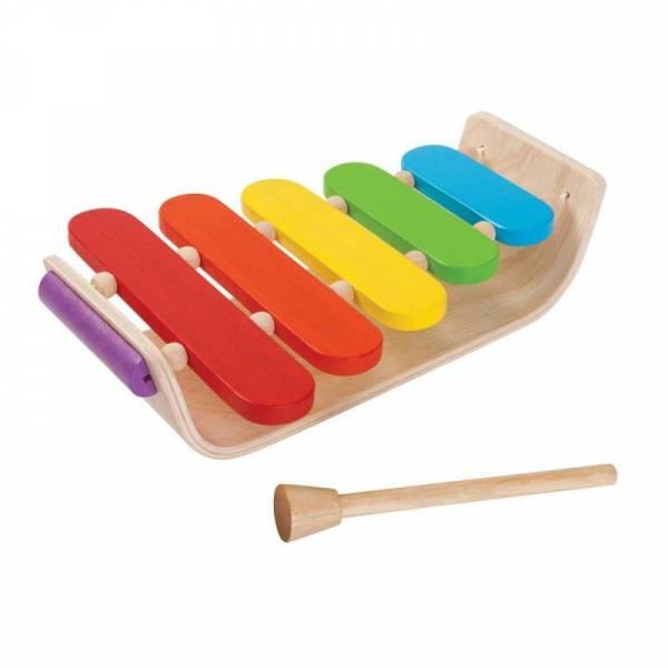Xylophone oval