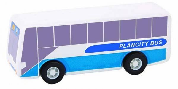 Bus aus Holz