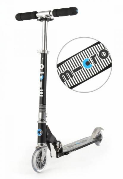 Sprite special edition Roller Scooter - schwarz - Streifen