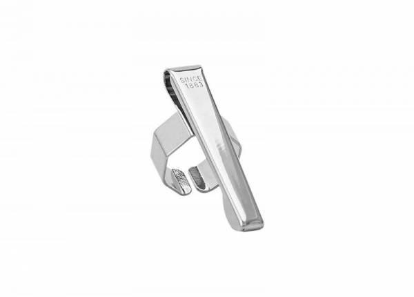 Sport Oktogonal Clip chrome