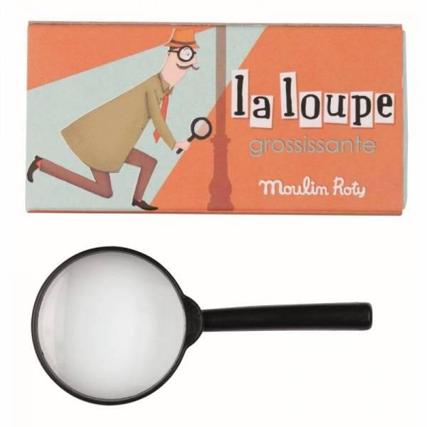 Detektiv-Lupe