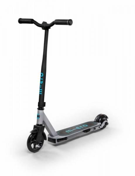 emicro Sparrow X4 - E-Roller für Kinder E-Scooter - schwarz/grau