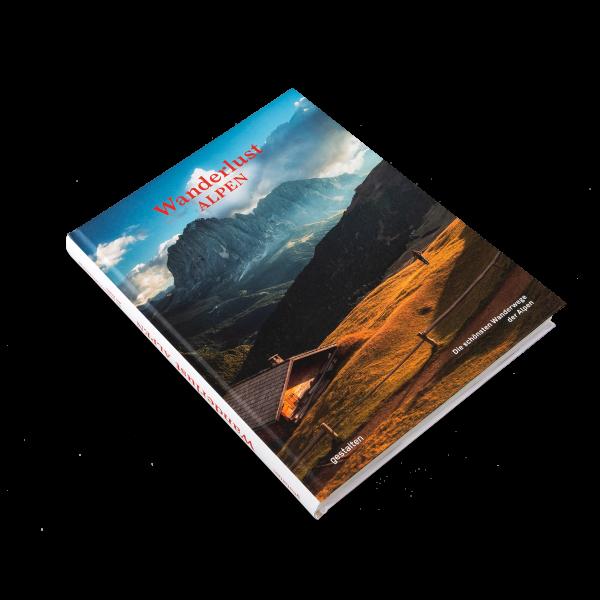 Buch Wanderlust Alpen