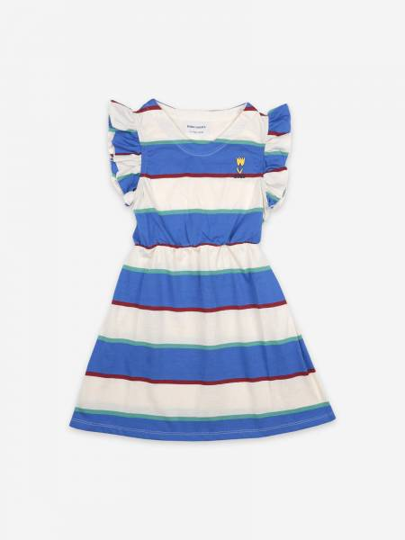 Jerseykleid Stripes