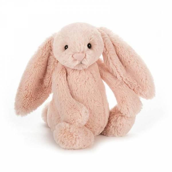 Stofftier Hase Bashful Bunny Medium - H31cm - Blush