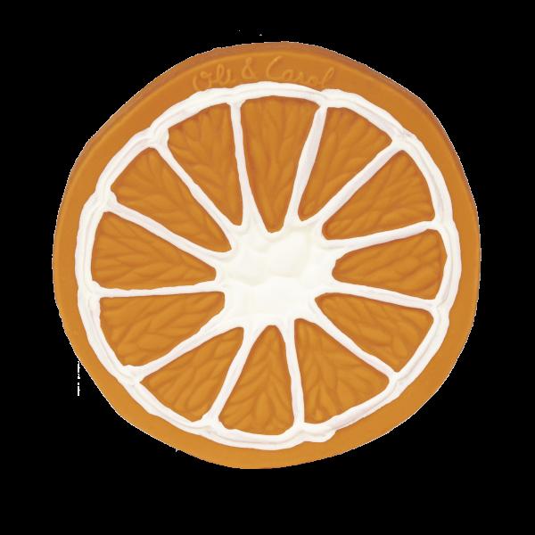 Clementino the Orange - Beissspielzeug