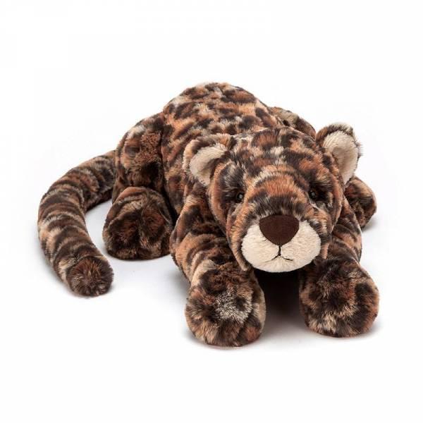Stofftier Livi Leopard