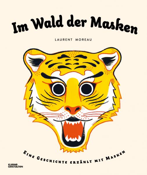 Kinderbuch Im Wald der Masken