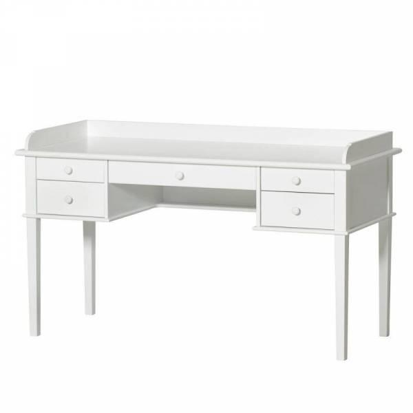 Seaside Junior Schreibtisch, weiß