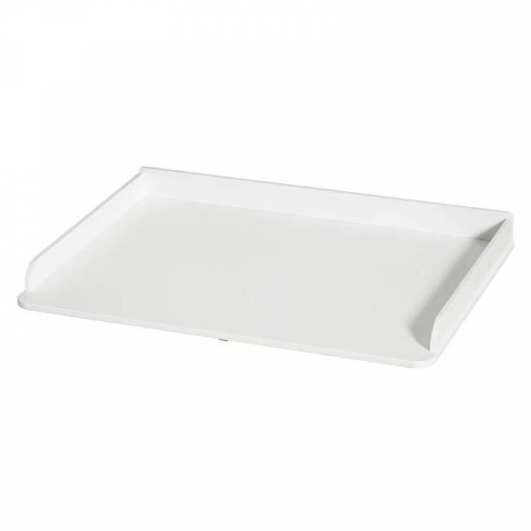 Seaside Wickelplatte für 051314, weiß