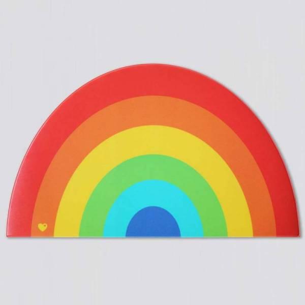 Tischset Regenbogen