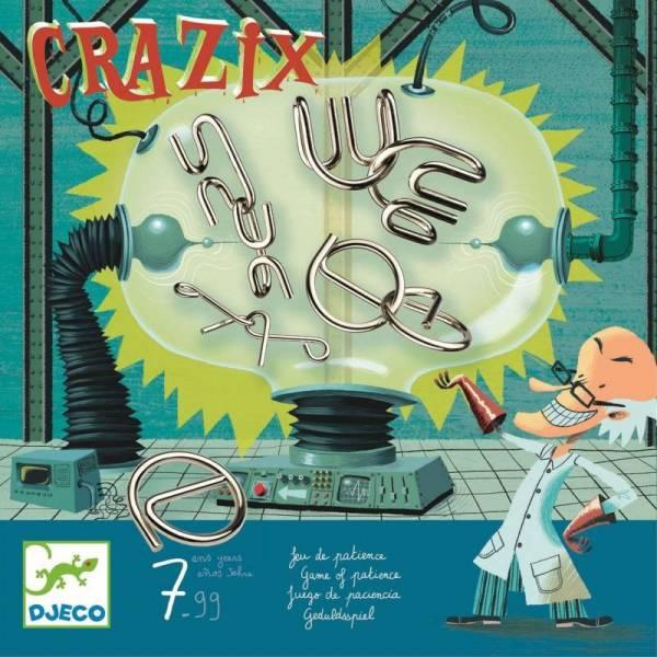 Spiel - Crazix Gedulds- und Geschicklichkeitsspiel