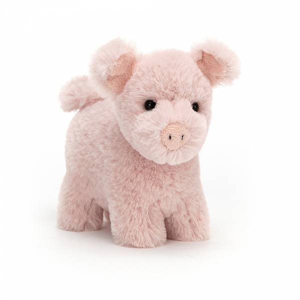 Stofftier Diddle Pig