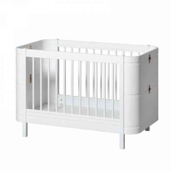 Babybett Mini+ basic weiss