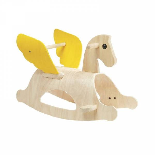 Schaukelpferd Pegasus