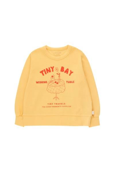 Sweatshirt Wishing Table