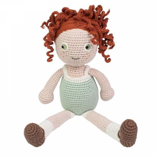 Häkel-Puppe, Hanna, 40cm